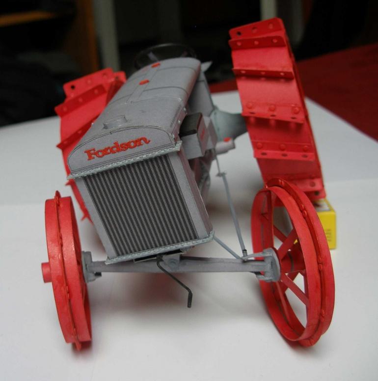 Fordson typ F