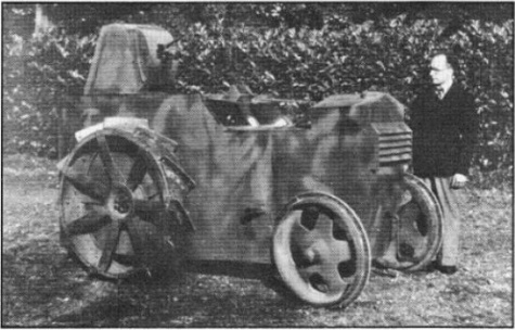 Fordson N Campbell 1940