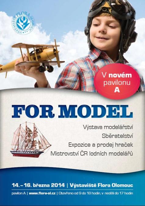 FOR MODEL Olomouc 2014