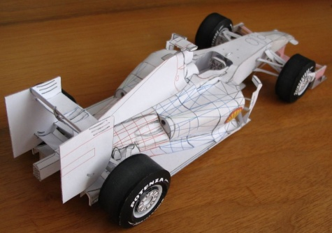 Ferrari F60, GP Austrálie 2009