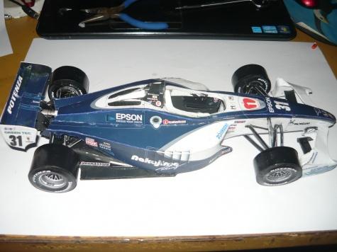 Formule NIPON NAKAJIMA RACING