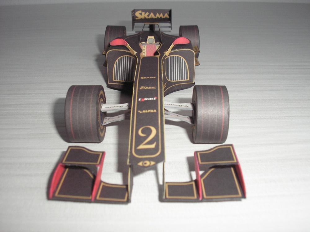 Formule 1 Prototyp ABC