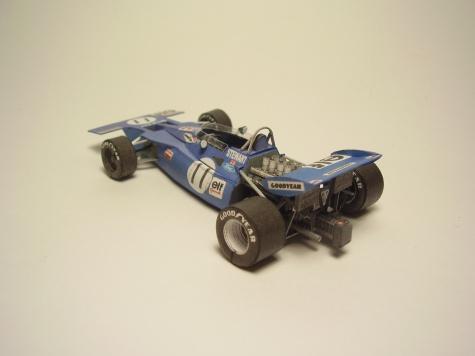 Formule 1 - zlatá sedmdesátá
