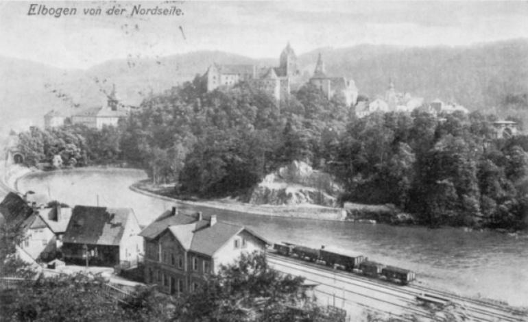 fotky nádraží