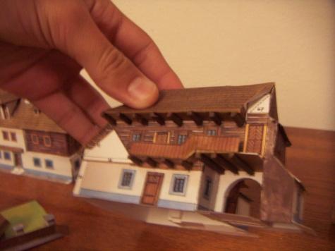 Franský dvorec