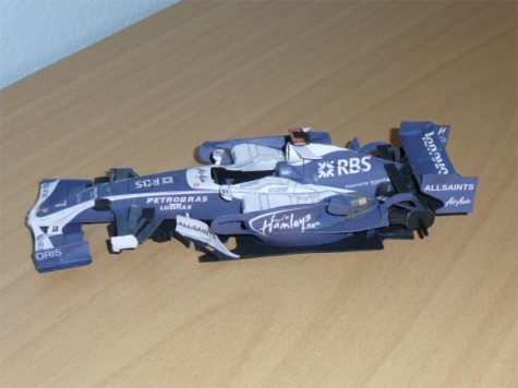 FW30 Williams