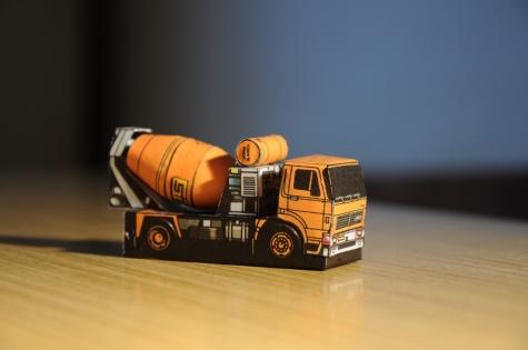 Modely silniční techniky