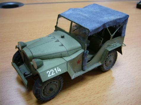 GAZ 67 B