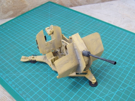 German Flak 38