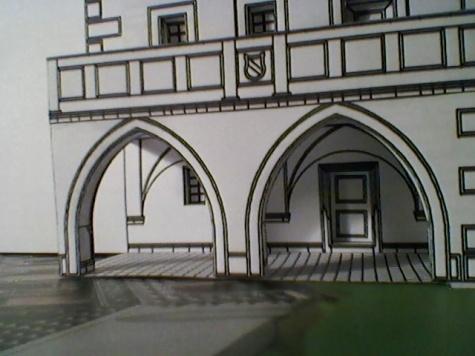 goticko - renesanční fantazie