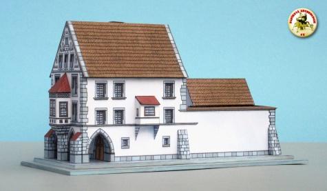 Gotický dom