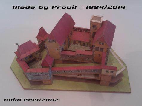 Gotický hrad Litice