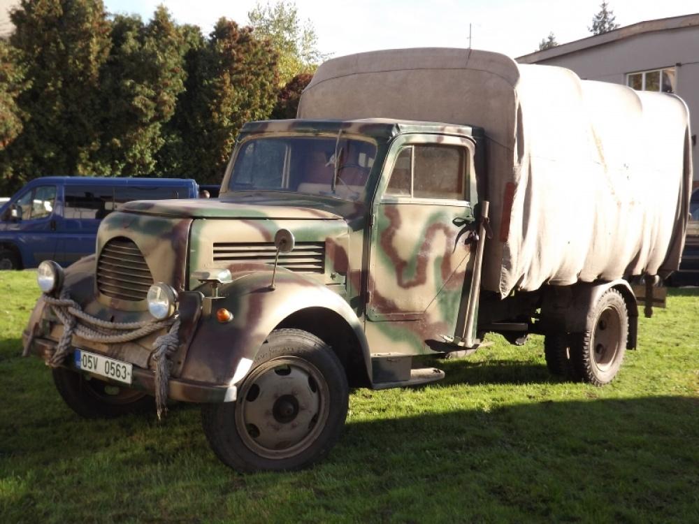 Granit 30K vojenský