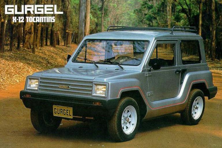 Gurgel X12 AR