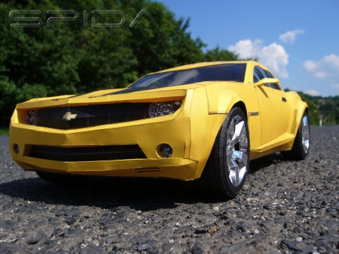 Camaro Bumblebee