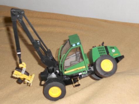 Harvestor JD 770 D