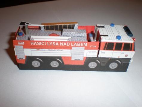 Hasičské speciály Tatra