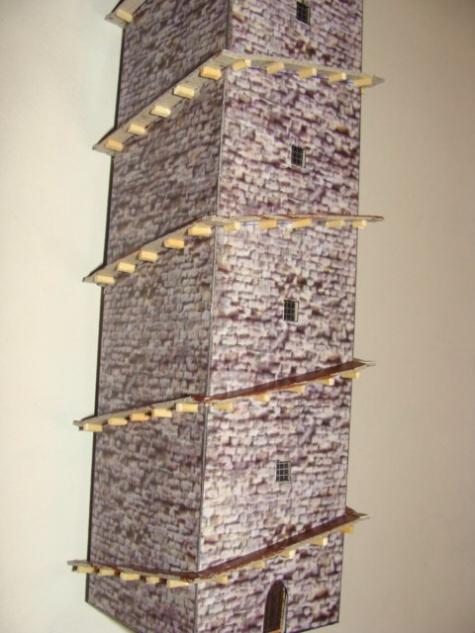Herkulova věž typ 2