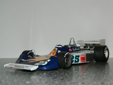 HESKETH 308D G.Edwards 1976