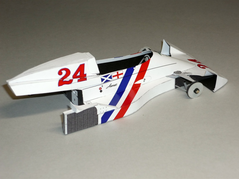 Hesketh 308C - James Hunt - GP USA 1975