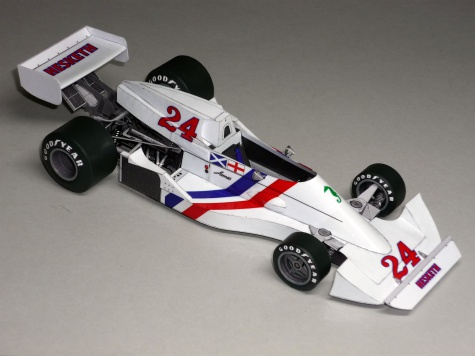 Hesketh 308C - James Hunt - GP USA 1975