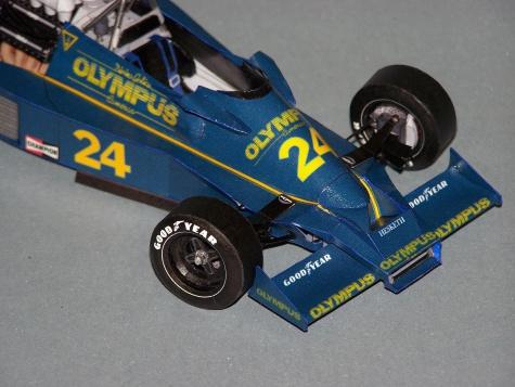 Hesketh 308E 1978