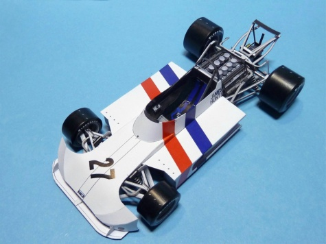Hesketh March 731G ´73