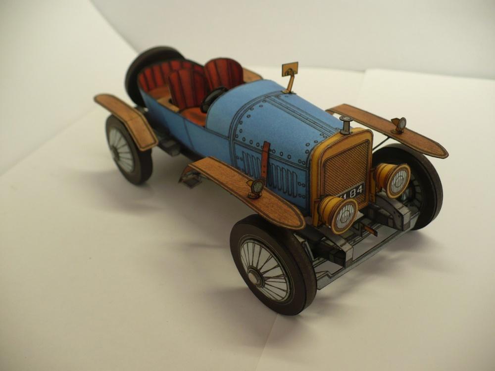 Hispano-suiza 1919