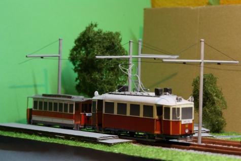Historické tramvaje TM Brno