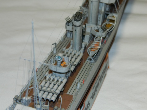 HMS Glowworm