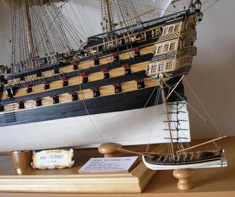 HMS VICTORY 1778