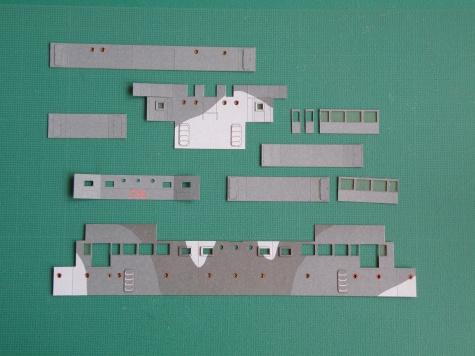 HMS Naiad - Dido class