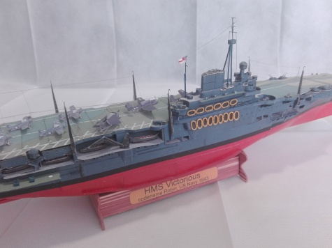 HMS Victorious
