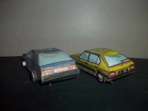 Hodně starý modely když jsem začínal