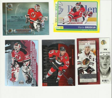 Hokejové karty :D