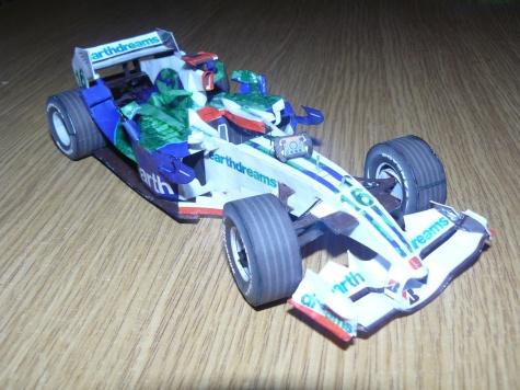 Honda RA108 (2 verze)