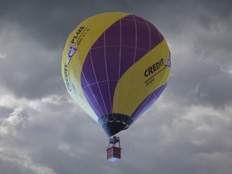 Horkovzdušný balon OK5059