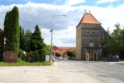 Horná brána - Modra
