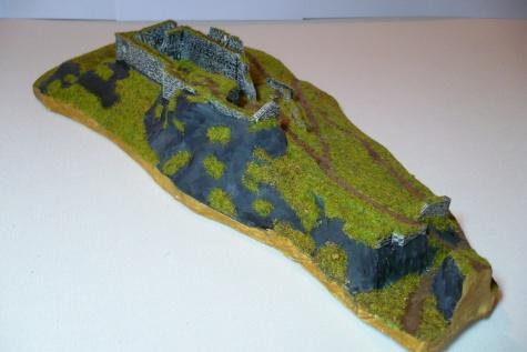 hrad Buben l.p. 2000