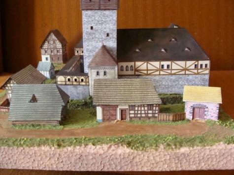 Hrad Mělník - rekonstrukce