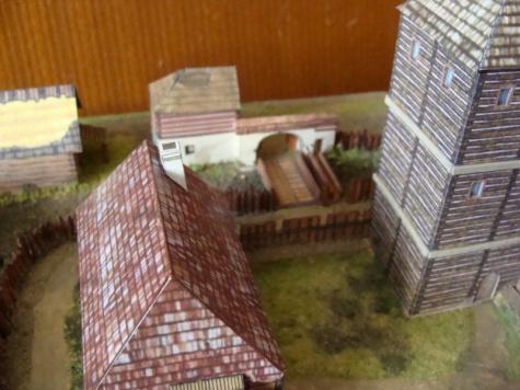 Hrad Pšov - rekonstrukce