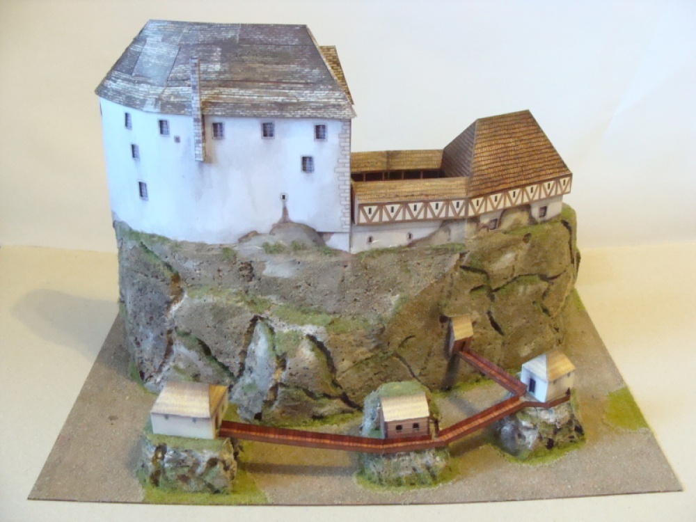 hrad Valečov