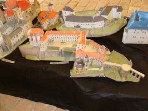 Hrady a zámky na zámku Blatná