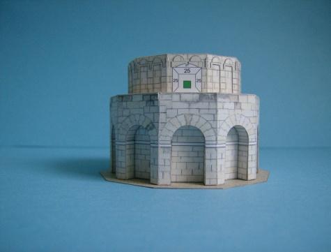 Hrobka krále Theodorika Ravenna