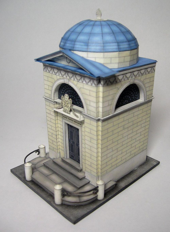 Hrobka Dante Alighieriho - Ravenna