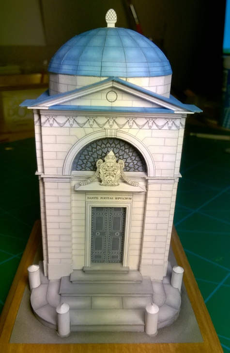 Hrobka Dante Alighieriho, Ravenna