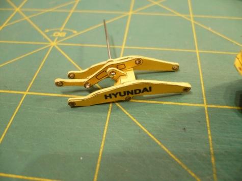 HYUNDAI HL770 - 7A