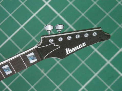 Ibanez Destroyer