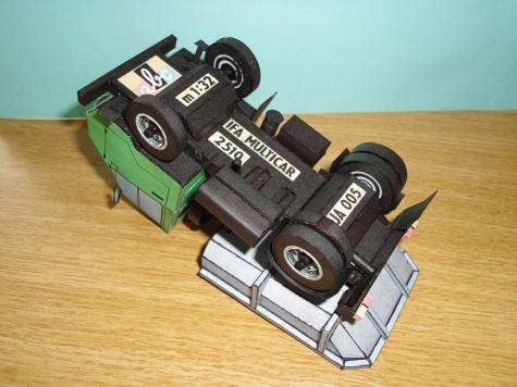 IFA Multicar 2 510