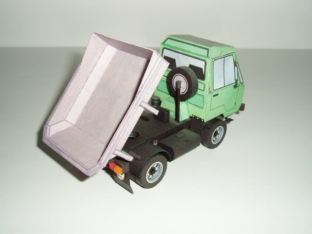 IFA Multicar 2510